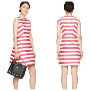 Kate Spade Striped Sicily Dress